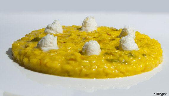 Lo Zafferano dell'Aquila e la favola dell'oro giallo d'Abruzzo: ne basta un grammo per dare sapore a...