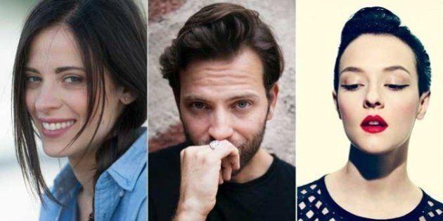 Millennials all'assalto di VeneziaLaura Adriani, Alessandro Borghi, Marta Gastini, Sara Serraiocco. Linfa...