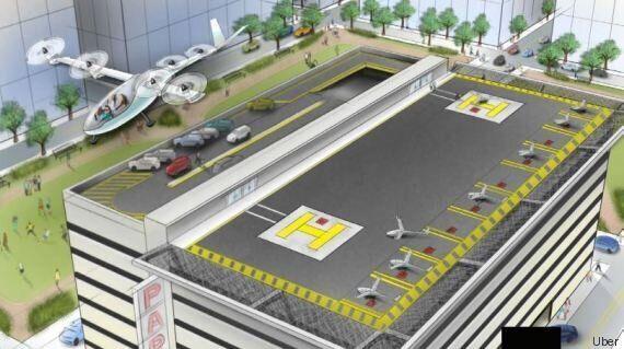 Taxi-droni e City airbus: il trasporto urbano del futuro passa dal cielo. La scelta eco che piace anche...