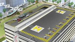 Ci muoveremo con taxi-droni e City Airbus (già nel 2017). La scelta eco che piace anche a