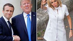 Questo commento sul fisico di Brigitte Macron mostra che Trump non ce la fa proprio a essere rispettoso nei confronti delle