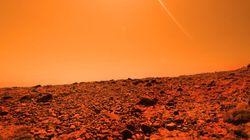 Un viaggio su Marte può farti perdere la testa