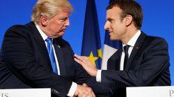La grandeur di Macron per il