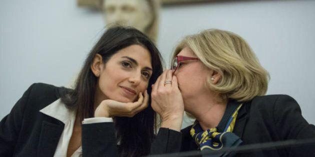 Roma, l'ex assessore Muraro: