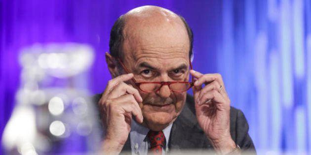 Pier Luigi Bersani contro l'Unità: