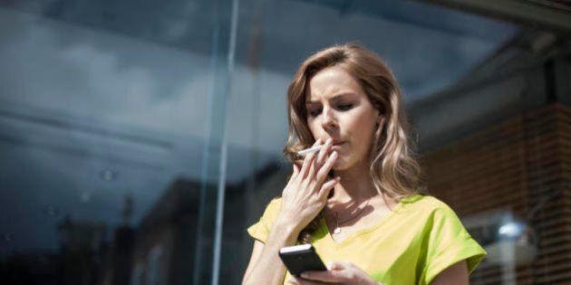 Le città italiane dove si fuma di più. L'iniziativa Veronesi per invitare i sindaci a rendere meno frequenti...