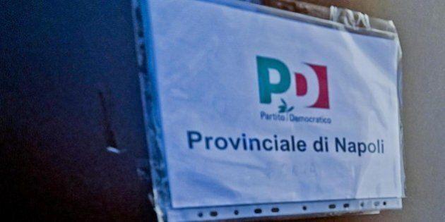 Perquisite case e comitati elettorali di due esponenti Pd a Napoli. Ipotesi di reato è corruzione