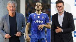 Il triste addio di Giletti a Bonucci diventa l'occasione per una frecciatina a Fabio