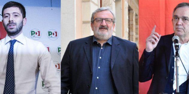 La contro-assemblea di Emiliano, Rossi e Speranza: