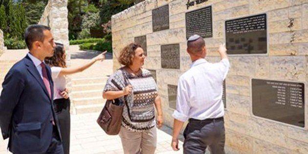 Ambasciatore israeliano Naor Gilon contro M5S: