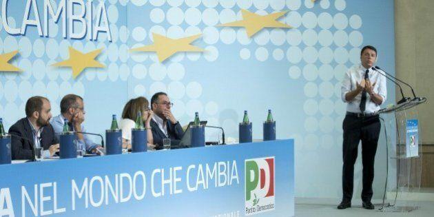 Assemblea Pd, Matteo Renzi incassa sostegno sui temi europei e sul futuro del partito si rinvia a dopo...
