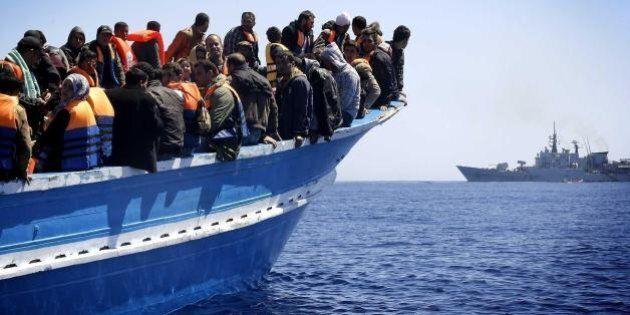 Frontex, previsto