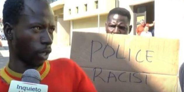 Migrante ucciso a Rosarno, i braccianti protestano in piazza e urlano