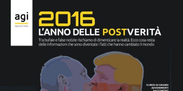 2016, l'anno della