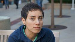 Maryam Mirzakhani, una