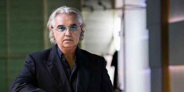 Flavio Briatore difende Paolo Bonolis: