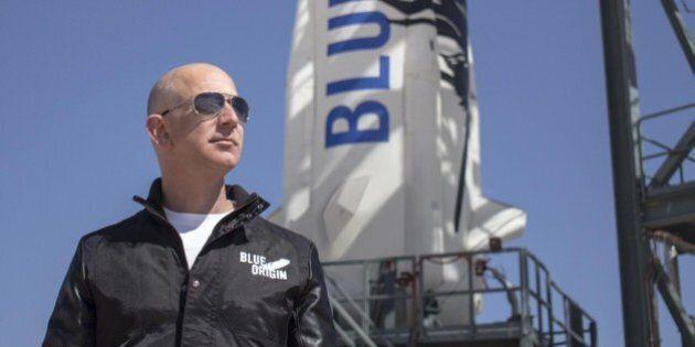 Amazon, Jeff Bezos a Repubblica: