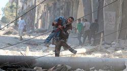 Ospedali bombardati ad Aleppo, muore anche neonato di 2