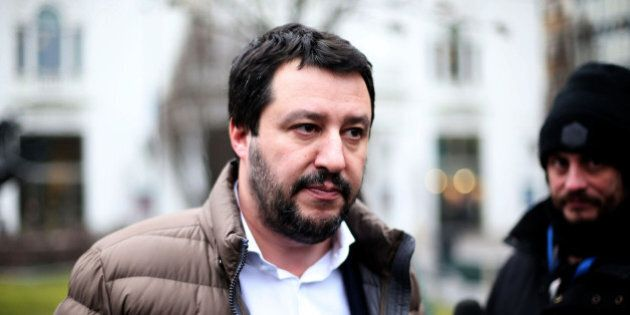 Matteo Salvini sull'occupazione all'università di Bologna: