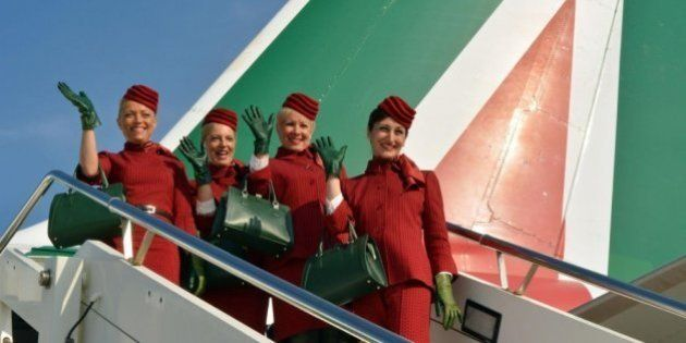 Non esagerate su Alitalia sottomessa e le sue divise