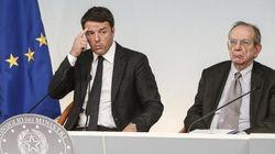 Manovra sabato in Cdm, Renzi vuole l'ok dal Parlamento prima del