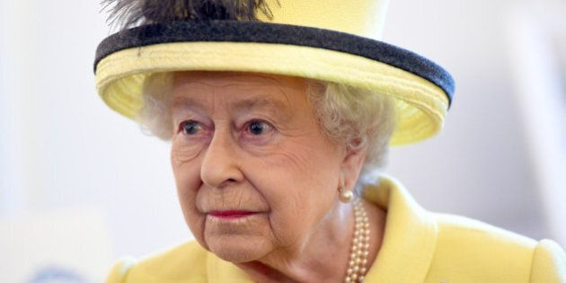 File photo dated 1/12/2016 of Queen Elizabeth II during a visit to Goodenough College. Senior members...