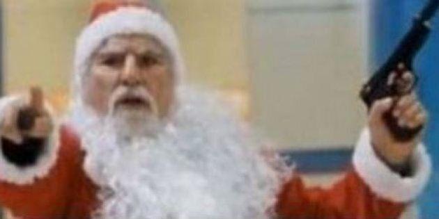 Killer travestito da Babbo Natale a Istanbul, media turchi parlano di