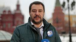 Referendum, l'allarme di Salvini da Mosca: