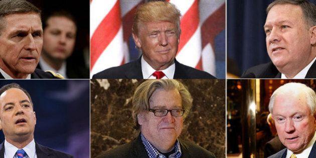 Donald Trump nomina Sessions alla Giustizia, Flynn alla Sicurezza, Pompeo alla Cia. Ultraconservatori,...