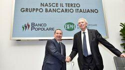 Via libera alle nozze tra Bpm e Banco Popolare, nasce la terza banca