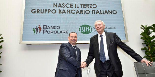 Bpm e Banco Popolare, via libera dalle assemblee dei soci alla fusione tra i due istituti. Nasce la terza...