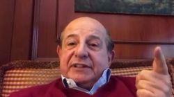 Magalli si scusa con i calabresi ma li accusa di leggere Huffington