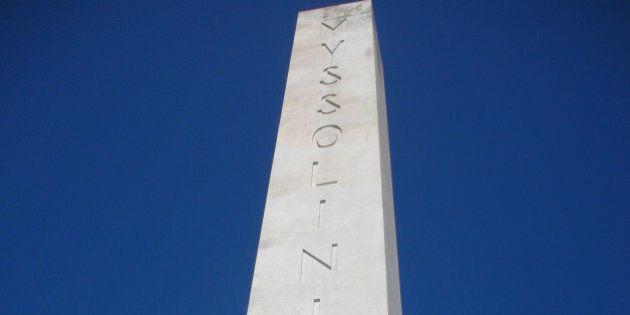 Foro italico, un'architettura ammirata in tutto il mondo che noi lasciamo