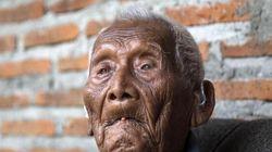 Mbah Gotho, 146 anni, l'uomo più anziano del mondo svela il segreto per vivere a