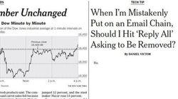 Perchè il New York Times ha pubblicato un articolo con una parola