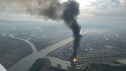 Basf, esplosione in due impianti chimici della Germania. Appello agli abitanti: