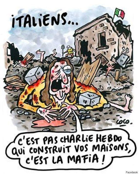 Francia si scusa per vignetta di Charlie Hebdo sul terremoto. E il settimanale ne pubblica un'altra di