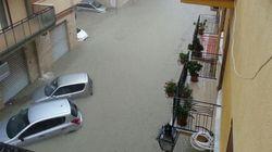 Allarme maltempo: piogge da Nord a Sud. In Sicilia, Licata