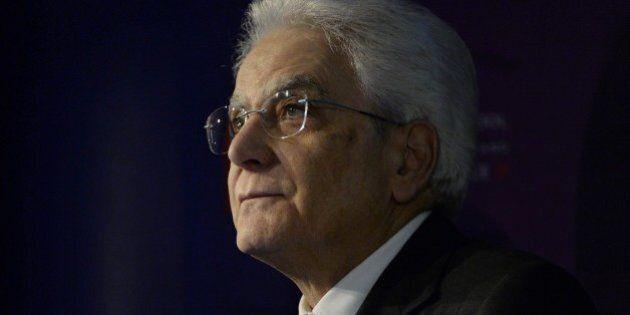 Cernobbio, la velata critica di Sergio Mattarella al direttorio