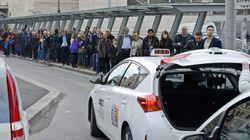 Tassisti in sciopero contro il Governo, nel mirino le norme su Uber e