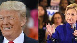 Donald Trump sorpassa Hillary Clinton. Il candidato repubblicano in vantaggio secondo la