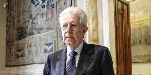Cernobbio, Mario Monti: