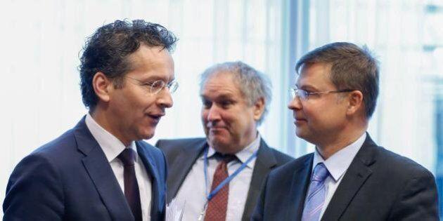 Flessibilità, per Dombrovskis la strada è stretta, Dijsselbloem promuove riforme