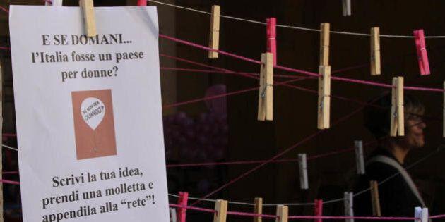 Il 26 novembre in piazza contro la violenza di genere, non contro il