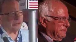 Larry fa piangere Bernie: l'America si commuove per la storia dei
