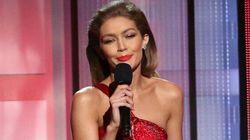 Gigi Hadid imita Melania Trump: ridono i fan di Michelle ma la rete si