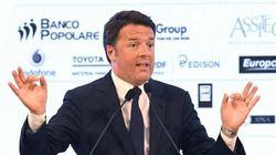 Dopo i fischi dei commercianti Renzi cerca rifugio dai giovani