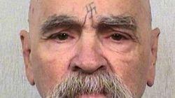 Il sanguinario capo della setta satanica Charles Manson ricoverato