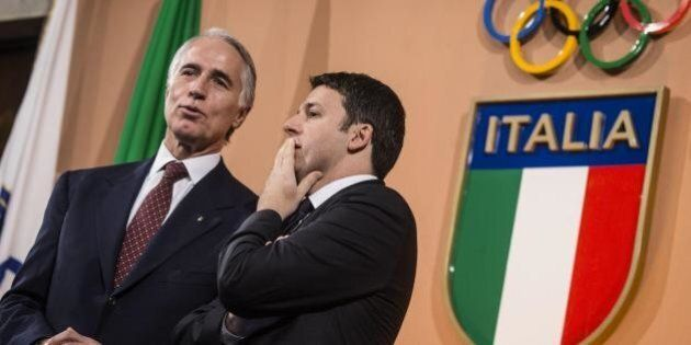 Olimpiadi Roma 2024, Renzi: