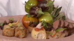 Agnolotti, friarielli e braciole di manzo: lo chef presenta i piatti della cena